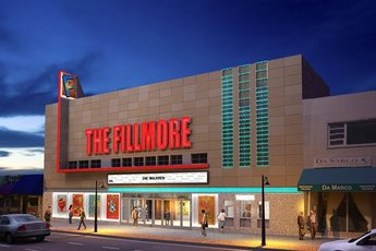The Fillmore Silver Spring (Silver Spring, MD) - Concert Venue in Washington, DC.