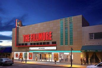 The Fillmore Silver Spring (Silver Spring, MD) - Concert Venue in Washington, DC.
