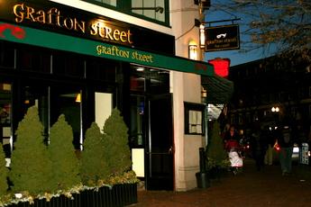 Grafton Street Pub and Grill - Bar | Irish Pub | Restaurant in Boston.