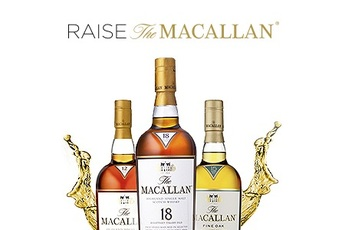 Raise The Macallan - Drinking Event | Party in San Francisco.