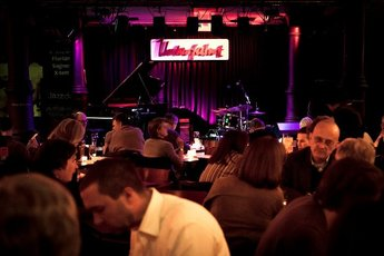 Jazzclub Unterfahrt - Jazz Club in Munich.