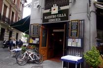La Latina / Lavapiés, Madrid.
