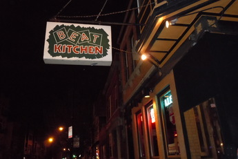 Beat Kitchen - Bar | Live Music Venue | Pizza Place in Chicago.