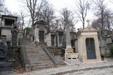 Père Lachaise Cemetery - Landmark in Paris