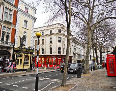 Regent's Park, London.