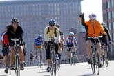 Boston Cycling Celebration - Cycling in Boston.