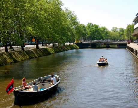 De Pijp, Amsterdam.