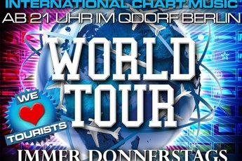 World Tour at Q-Dorf - Club Night | Party in Berlin.