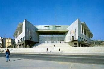 Pavelló Olimpic de Badalona (Badalona, Spain) - Concert Venue in Barcelona.