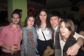 El Son - Salsa Club in Madrid.
