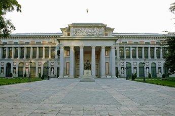Museo Nacional del Prado - Museum in Madrid.
