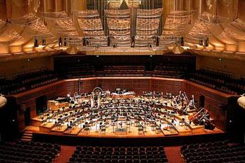 Davies Symphony Hall - Concert Venue in San Francisco.