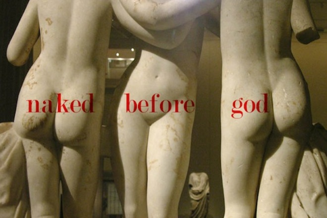 Photo of Naked Before God by Leo Geter