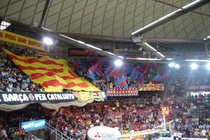 Palau Blaugrana  - Arena in Barcelona.