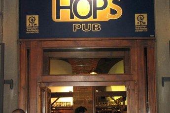 Hops - Bar | Italian Restaurant | Pub in Florence.