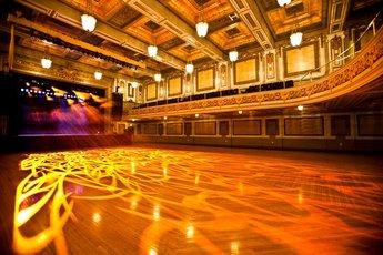 The Regency Ballroom - Concert Venue in San Francisco.