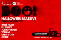 Boo! Halloween Massive - DJ Event | Party | Concert in New York.