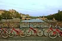 Pont de l'Archevêché (Love Locks Bridge) - Landmark   Outdoor Activity in Paris.