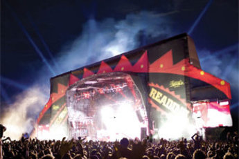 Reading Festival - Music Festival in London.
