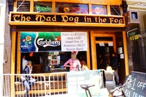 Mad Dog In The Fog - Pub | Restaurant | Sports Bar in San Francisco.