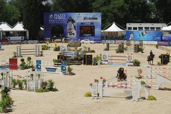 CSIO Rome Piazza di Siena - Horse Racing | Sports in Rome.