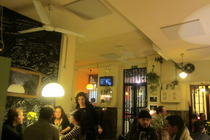 Café de la Luz - Bar | Café | Lounge | Tea House in Madrid.
