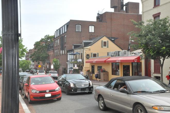 Photo of M Street