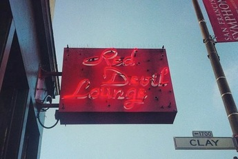 Red Devil Lounge - Lounge | Music Venue in San Francisco.