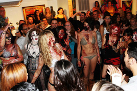 Halloween 2014 in Los Angeles
