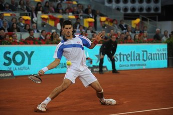 Mutua Madrid Open - Tennis in Madrid.
