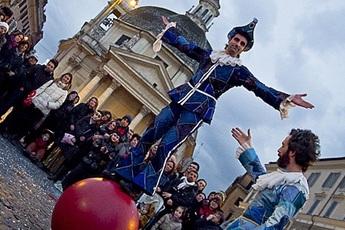 Carnevale di Roma in Rome
