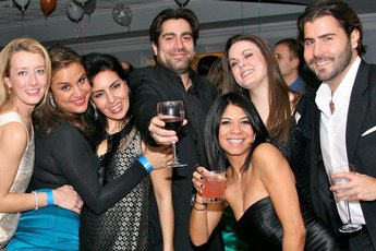 James Bond New Year's Eve Gala - Food & Drink Event   Party in Washington, DC.