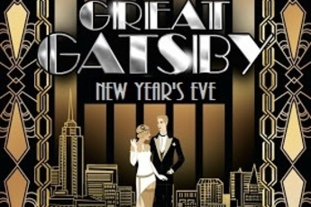 Celebrate New Year's Eve - Great Gatsby Style - Party | Costume Party | Holiday Event in New York.