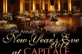Capitale NY's New Year's Eve Gala - Holiday Event | Party in New York.