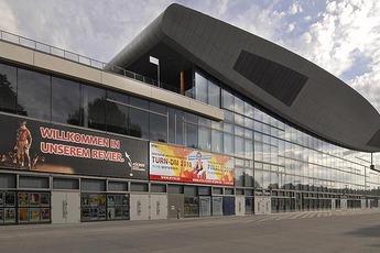 Max-Schmeling-Halle - Arena | Concert Venue in Berlin.