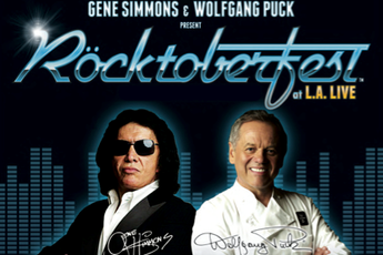 Rocktoberfest L.A. Live - Beer Festival | Concert | Food & Drink Event in Los Angeles.