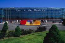 IFEMA – Feria de Madrid - Convention Center in Madrid.