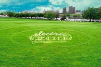 Electric Zoo - Music Festival in New York.