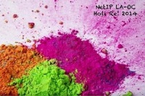 NetIP LA-OC Presents Holi 2014! - Special Event | Festival | Party | Outdoor Event in Los Angeles.