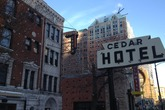 The Cedar Hotel - Bar | Beer Garden | Restaurant in Gold Coast, Chicago