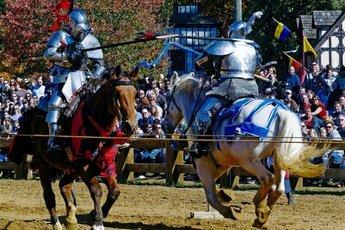 Maryland Renaissance Festival - Fair / Carnival in Washington, DC.