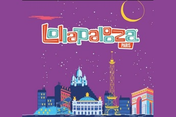 Lollapalooza Paris 2017 - Festival   Concert in Paris.