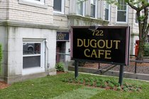 The Dugout Cafe - Bar in Boston.