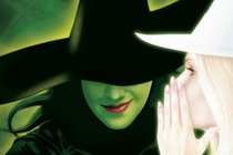 Wicked: The Musical - Musical in London.