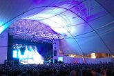 Blue Hills Bank Pavilion - Concert Venue in Boston.