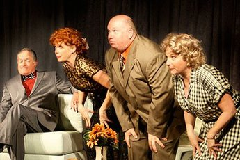 """I Love Lucy"" Live On Stage - Play in Chicago."