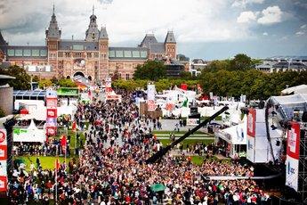 Uitmarkt Amsterdam - Arts Festival | Music Festival in Amsterdam.