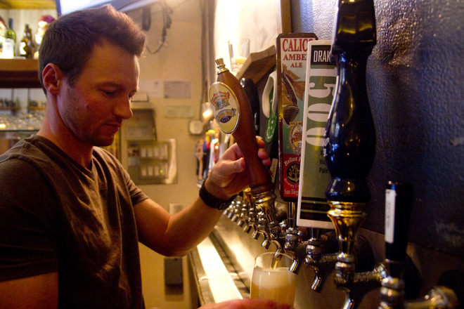 The Art Of The Pour: Cool Beer Taps From Around The World - 2 of 16