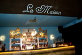 La Maison - Club in Rome.