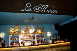 La Maison - Club in Rome.